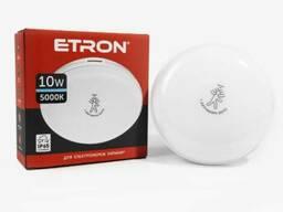 Світильник світлодіодний Etron Communal Power 1-ЕСР-522-CD 10W 5000К IP65 circle +. ..