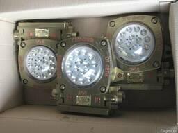 Светильник забойный взрывобезопасный СЗВ-1. 2М. С