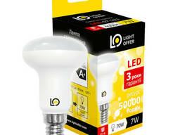 Светодиодная лампа Light Offer LED R50 7W E14 4000K 740Lm. ..