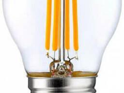 Светодиодная лампа LS CL P60 CL 5W/840 230V FIL E27 Osram 4058075212541