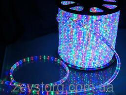 Светодиодный дюралайт LED-2W-100-240V мульти