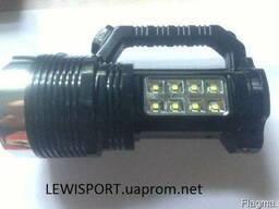Светодиодный фонарь Super Bright BW-6870