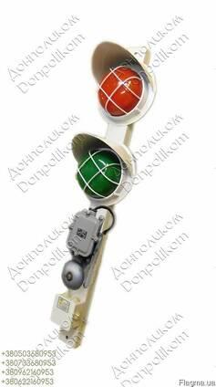 Светодиодный пост сигнальный ПС-2 LED со звонком ЗВП
