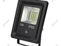 Светодиодный Прожектор Уличный SMD 10 Вт Холодный (6500 К)