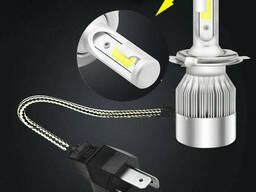 Светодиодные лампы C6 H4 36W 3800LM 4500-5000K (5538)