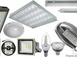 Светодиодные лампы и светильники прожекторы только опт!