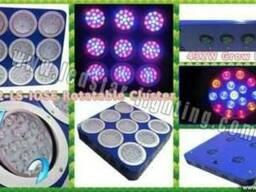 Светодиодные светильники LED GROW для теплиц и гидропники