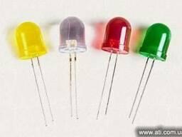 Светодиоды всех цветов и размеров