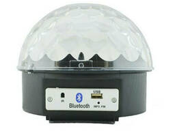 Светомузыка диско шар Magic Ball Music MP3 плеер с. ..