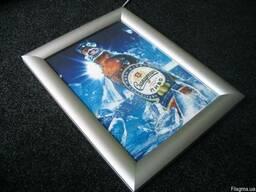 Световая панель FrameLight (Фреймлайт), рамки с подсветкой