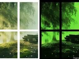 Светящаяся краска ТАТ 3 нового поколения