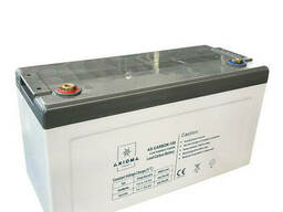 Свинцово-углеродные аккумуляторы Axioma Energy. ..