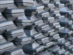 Алюминиевые слитки и чушки купить, слитки и чушки цена, ГОСТ