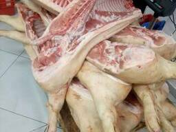 Свинина, мясо, полу туши