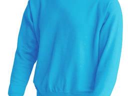 Толстовка цвет голубой в наличии