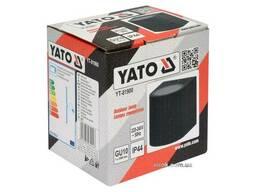 Світильник 1-LED настінний, мережевий YATO, півовальний, 35 Вт, 68 х 81 х 92 мм, цоколь. ..