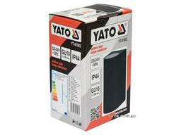Світильник 2-LED настінний, мережевий YATO, півовальний, 35 Вт, 68 х 150 х 92 мм. ..