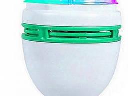 Світлодіодна лампа Disco обертова LED LAMP для вечірок. ..
