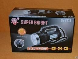 Світлодіодний ліхтар Super Bright BW-6870