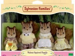 """Sylvanian Families """"Семья Ореховых Белок"""" (4172)"""