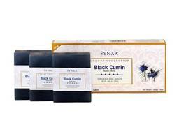 Synaa Мыло ручной работы черный тмин 100 г 841028005628