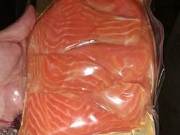 Сёмга, лосось, сельдь