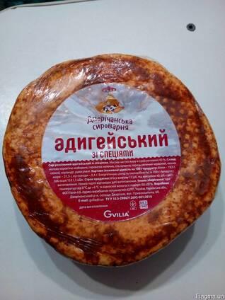 Сыр адыгейский, сулугуни натуральный, ручная работа