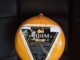 Сыр Эдам 50% шарик весовой