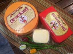 Сыр ГОСТ, сырный продукт. Качество и цена.