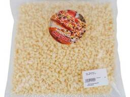 Сыр Моцарела Украинская 45% 1 кг тертая