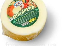 Сыр Моцарелла Украинская 45% 1 кг
