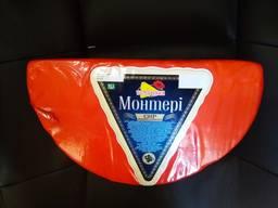 Сыр Монтери с ароматом топленного молока 50% от производител