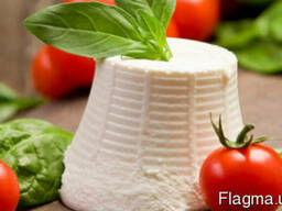 Сыр Рикотта нежный из козьего молока