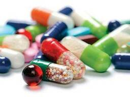 Сырье для фармацевтики