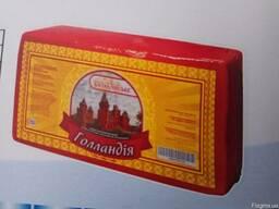 """Сырный продукт """"Голландия""""брус"""