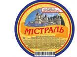 """Сырный продукт """"Мистраль"""" 50% , шар - фото 1"""