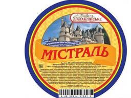 """Сырный продукт """"Мистраль"""" 50% , шар"""