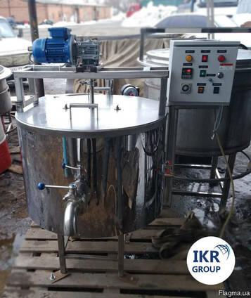 Сыроварня-пастеризатор 75 литров