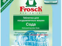 Таблетки для посудомоечной машины Frosch Сода 4009175191908 30 шт