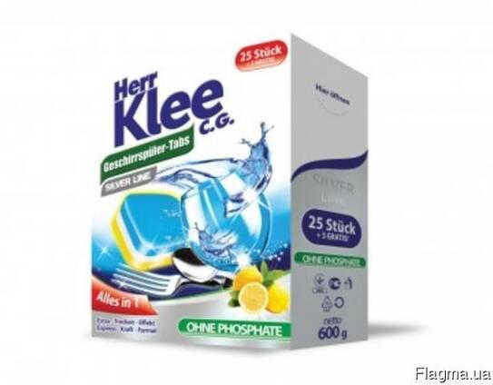 Таблетки для посудомоечной машины Herr Klee 30шт