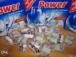 Таблетки (капсулы) для посудомоечных машин(посудомойка) 60шт