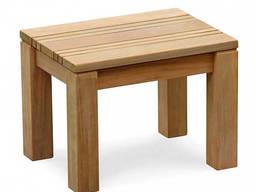 Табуретка 600 х 450 мм от производителя Garden park bench 30