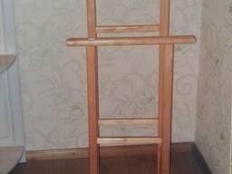 Табуретки, стулья, вешалки напольные изготовим - фото 2