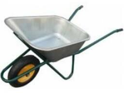 Тачка садово-строительная одноколёсная 100-150