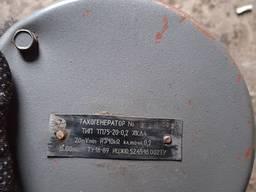 Тахогенератор ТП75-20-0.2УХЛ4. 20мVмин.3000мин.
