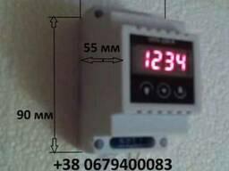 Тахометр UDS-220. R ОB, от 11 до 59900 об/мин, на DiN-рейку