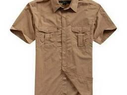 Тактическая рубашка с коротким рукавом True Guard Tactical Series койот