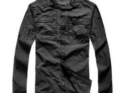 Тактическая рубашка True Guard Tactical Series Cotton черная