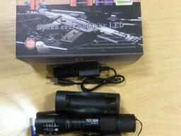 Тактический фонарик Police Bailong Police BL-1831-T6. ..