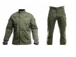 Тактический костюм Alfa Tactical олива